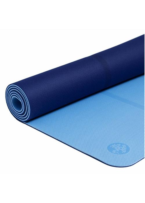 Manduka Manduka WelcOMe Yoga Mat 172cm 61cm 5mm - Pure Blue