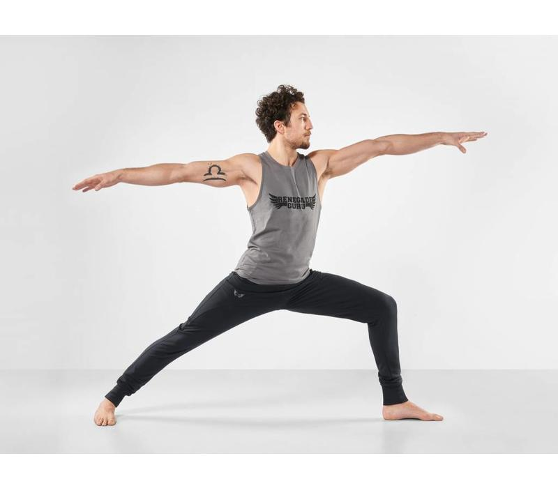 Renegade Guru Arjuna Yoga Pants - Urban Black