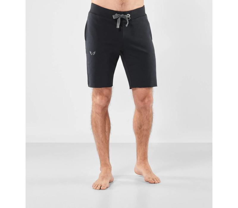 Renegade Guru Bodhi Yoga Shorts - Urban Black