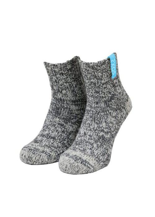 Soxs Soxs Women's Anti Slip Socks - Grey Low