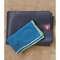 Manduka eKO Superlite Yoga Mat 180cm 61cm 1.5mm - Midnight