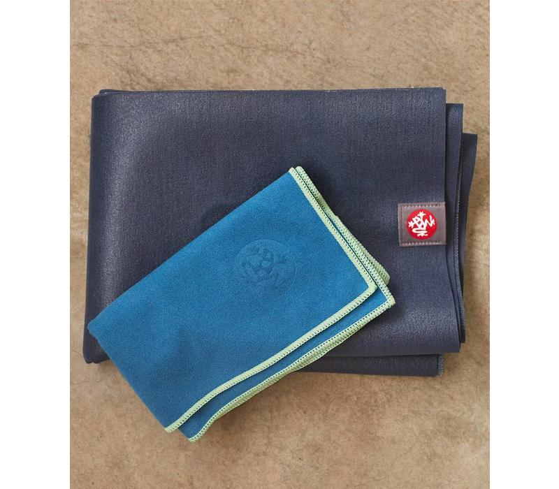 Manduka eKO Superlite Yoga Mat 180cm 61cm 1.5mm - Midnight