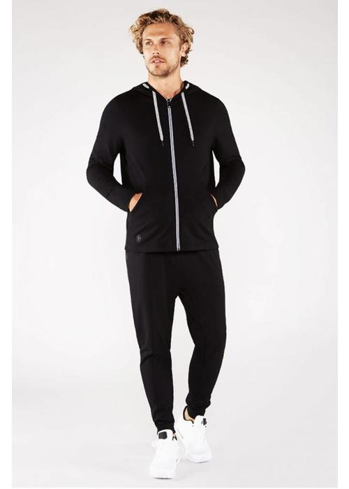 Manduka Manduka Intentional Zip Hoodie - Black