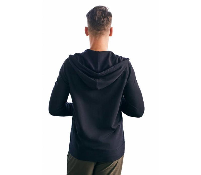 Manduka Intentional Zip Hoodie - Black