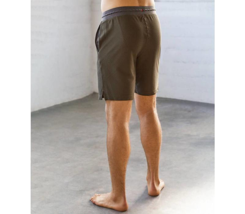 Manduka Performance Mesh Short - Olivine