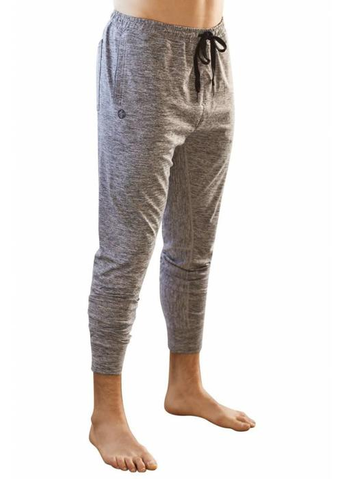Manduka Manduka Utility Knit Pant - Dark Heather Grey