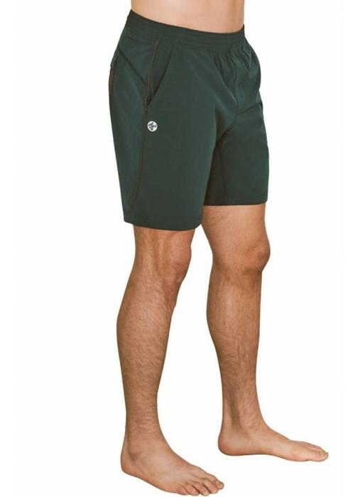 Manduka Manduka Dyad Short 2.0 - Forest Green