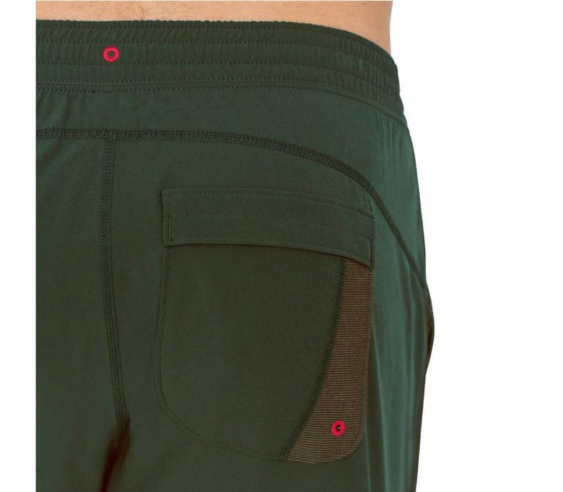 Manduka Dyad Short 2.0 - Forest Green