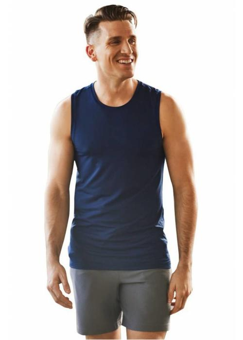 Manduka Manduka Cross Train Tank - Midnight
