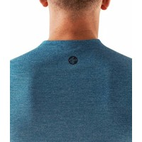 Manduka Cross Train Tee - Heather Maldive