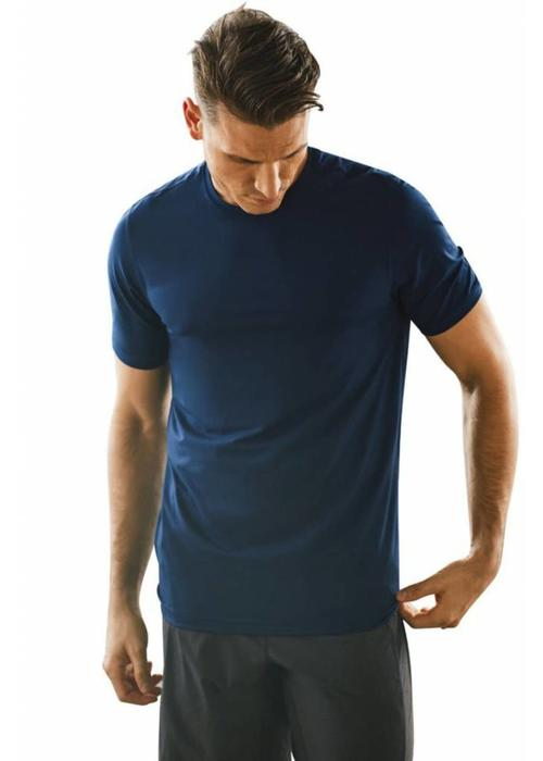 Manduka Manduka Cross Train Tee - Midnight
