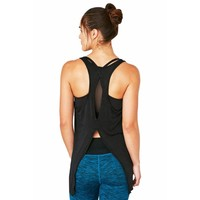 Manduka Breeze Open Back Tank - Black