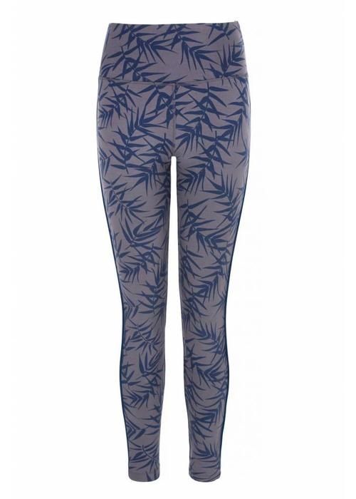 Asquith Asquith Flow With It Leggings - Bamboo Print / Navy