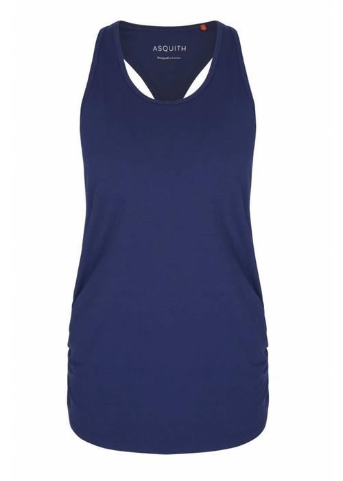 Asquith Asquith Chi Racerback - Ocean