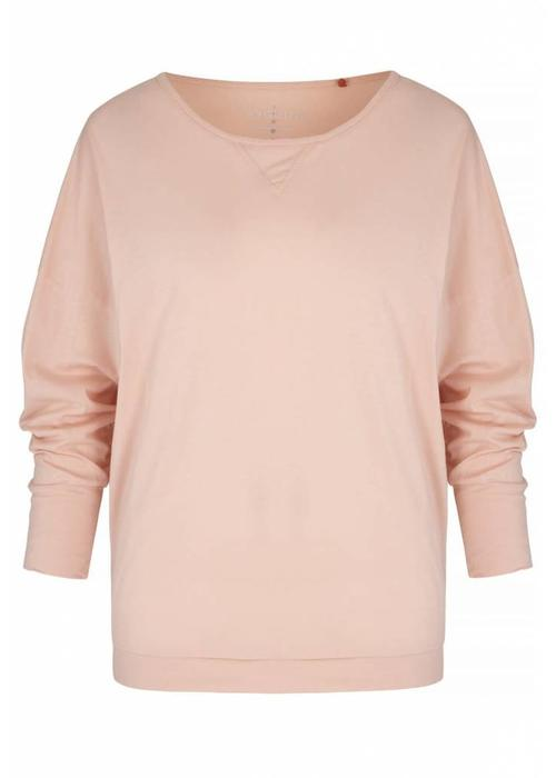 Asquith Asquith Long Sleeve Batwing - Oyster Pink
