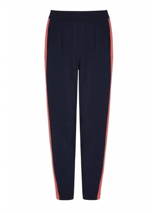Asquith Asquith Divine Pants - Navy/Ivory/Coral