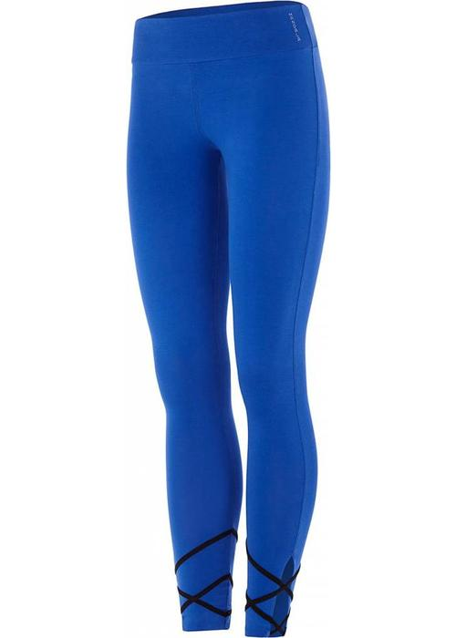 Mandala Mandala Contrast Tape Legging Performance Blue