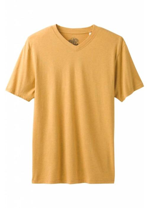 PrAna PrAna V-Neck - Marigold Heather