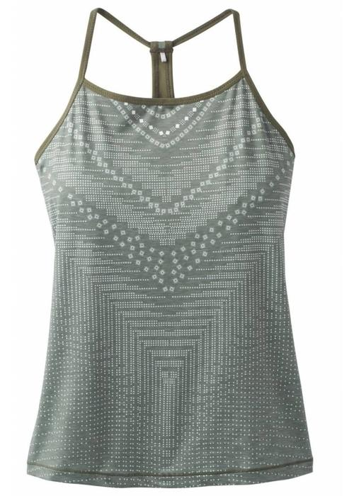 PrAna PrAna Small Miracle Cami - Forest Green Synergy