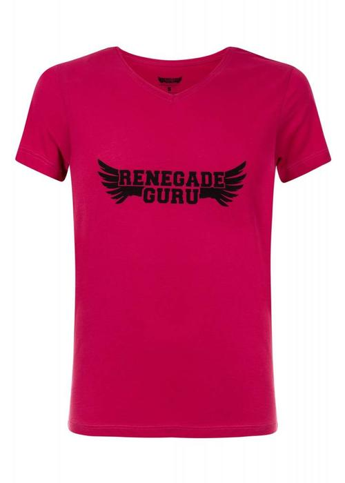 Renegade Guru Renegade Guru Moksha Shirt - Marsala Spice