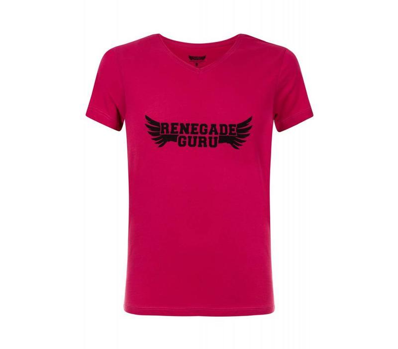 Renegade Guru Moksha Shirt - Marsala Spice