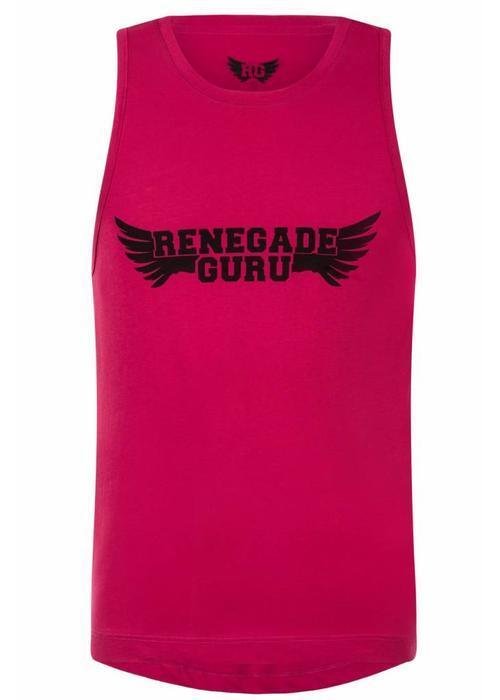 Renegade Guru Renegade Guru Moksha Tank Top - Marsala Spice