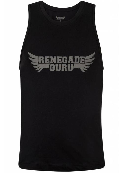 Renegade Guru Renegade Guru Moksha Tank Top - Urban Black