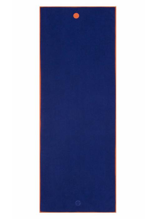 Yogitoes Yogitoes Yoga Towel 182cm 61cm - Chakra Blue