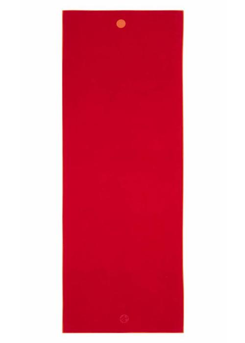 Yogitoes Yogitoes Yoga Handdoek 182cm 61cm - Chakra Red