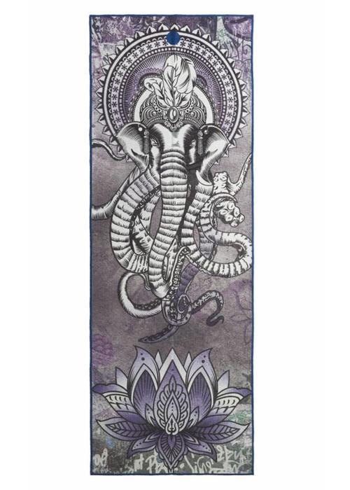 Yogitoes Yogitoes Yoga Towel Ltd. Edition 172cm 61cm - Enlightened