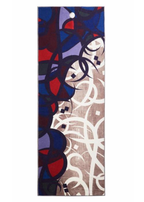 Yogitoes Yogitoes Yoga Handdoek 172cm 61cm - Rythm