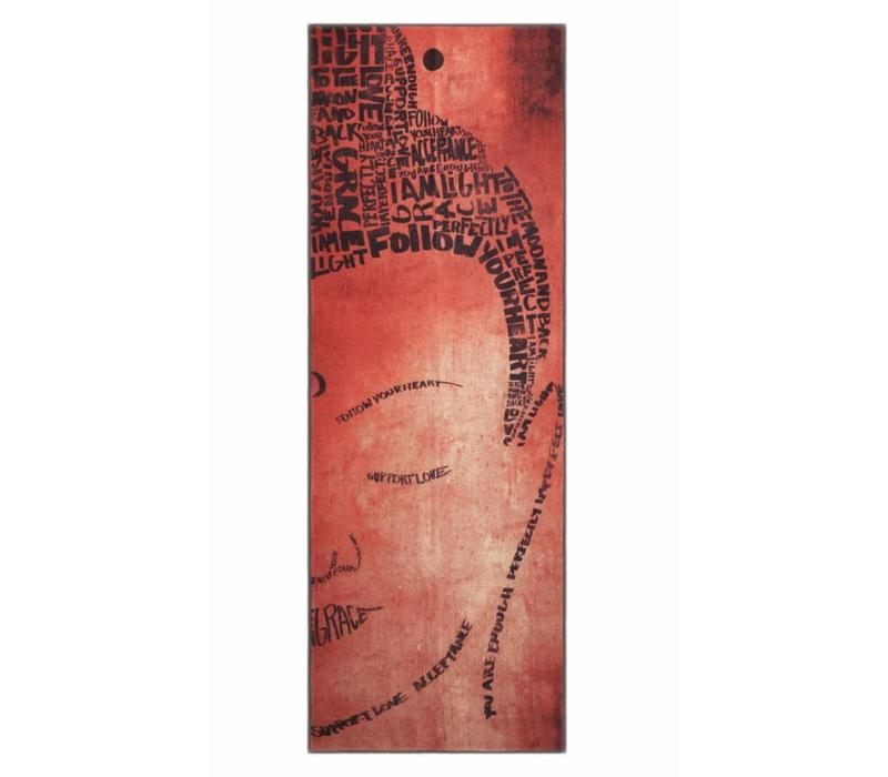 Yogitoes Yoga Towel Ltd. Edition 172cm 61cm - Grace
