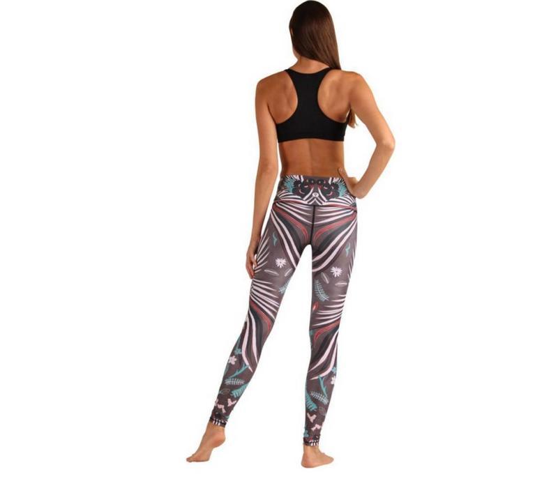 Yoga Democracy Yoga Legging - Nightfall