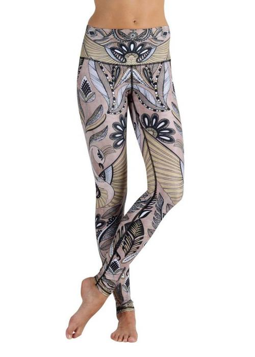 Yoga Democracy Yoga Democracy Yoga Legging - Desert Goddess