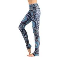 Yoga Democracy Yoga Legging - Sphere To Here