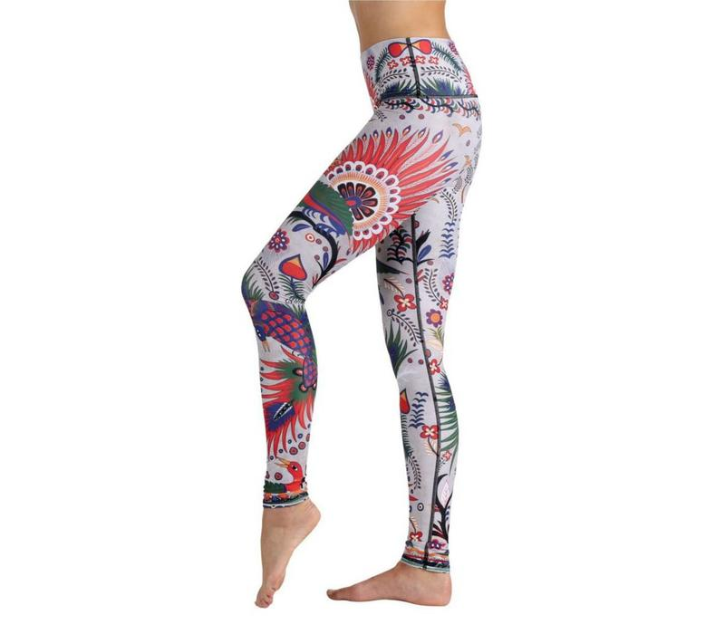 Yoga Democracy Yoga Legging - Desert Warrior