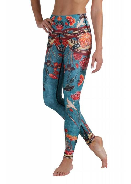 Yoga Democracy Yoga Democracy Yoga Legging - Artezen