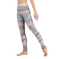 Yoga Democracy Yoga Legging - Mystic Elephant