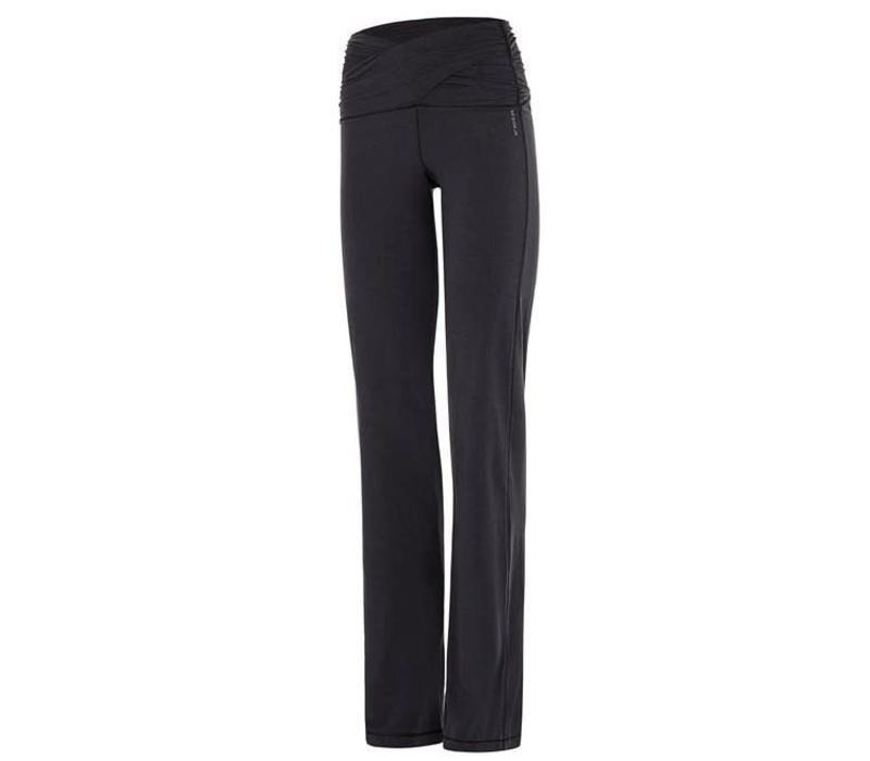 Mandala High Rise Yoga Pants - Black