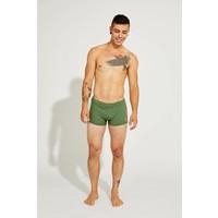 Shakti Activewear Brazilian Trunks - Green