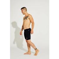 Shakti Activewear Men's Cycling Shorts - Black