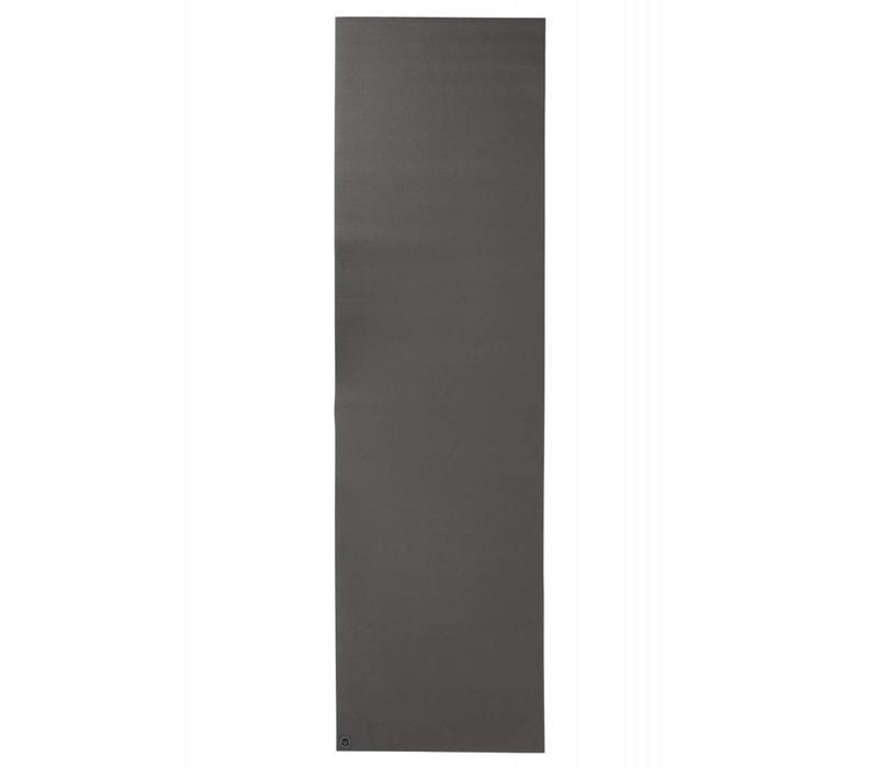 Studio Yogamatte 183cm 60cm 4.5mm - Grau