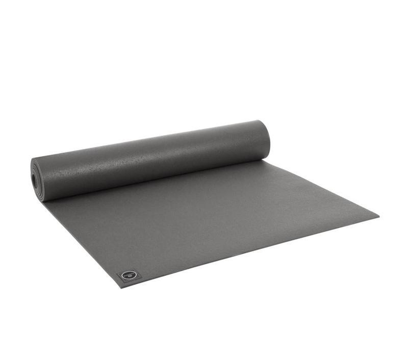 Studio Yoga Mat 183cm 60cm 4.5mm - Grey