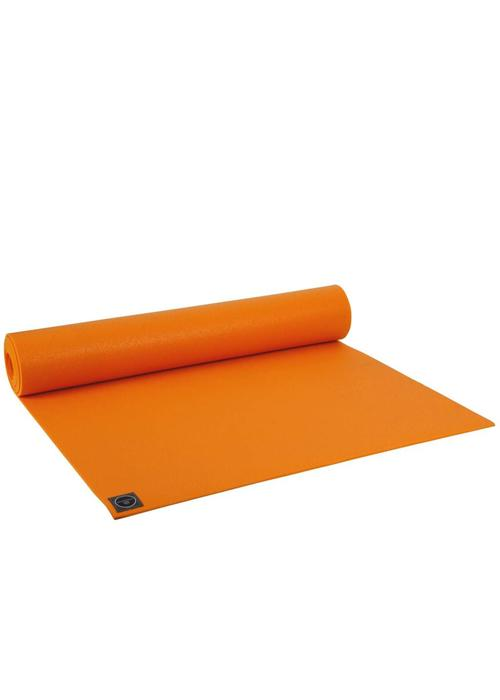 Yogisha Studio Yoga Mat 183cm 60cm 4.5mm - Orange