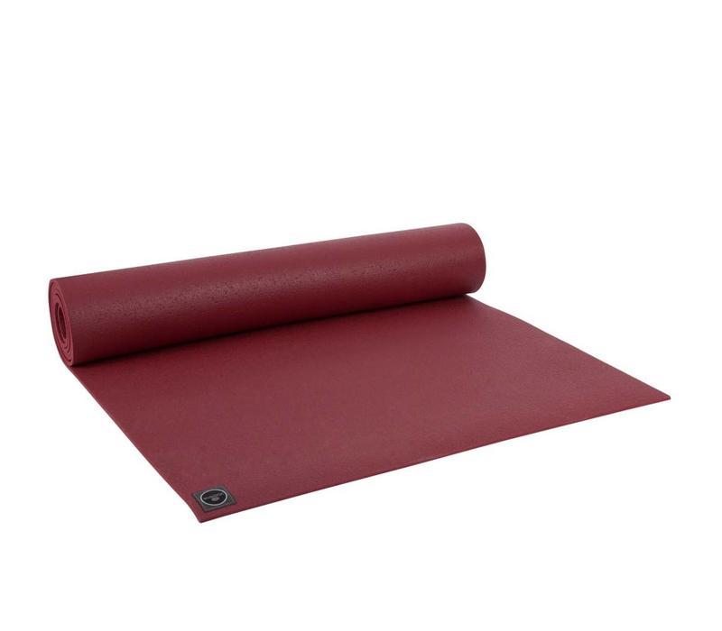 Studio Yogamatte 183cm 60cm 4.5mm - Rot