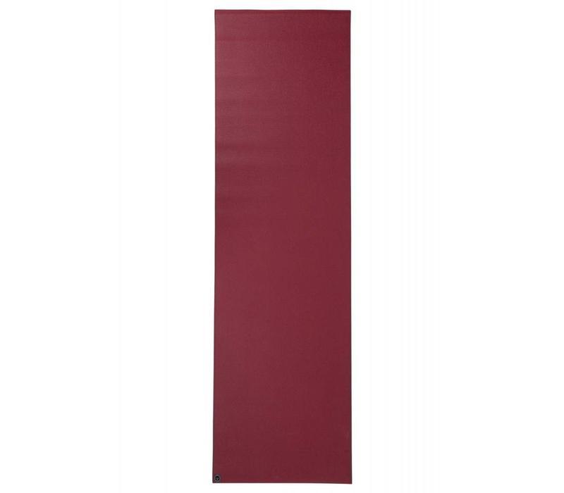 Studio Yoga Mat 183cm 60cm 4.5mm - Red