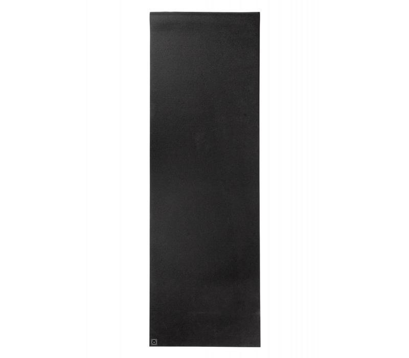 Studio Yogamatte 183cm 60cm 4.5mm - Schwarz