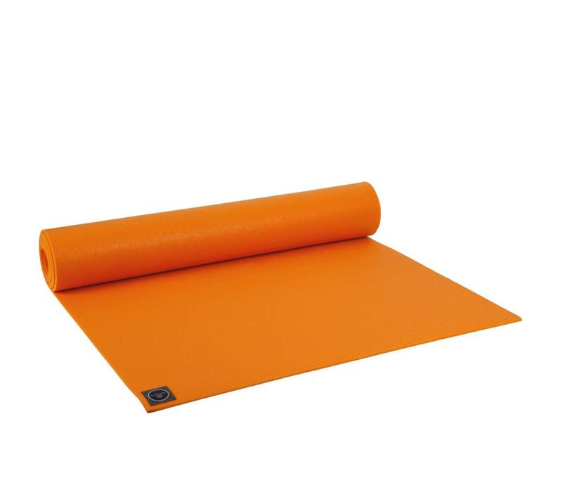 Studio Yoga Mat 200cm 60cm 4.5mm - Orange