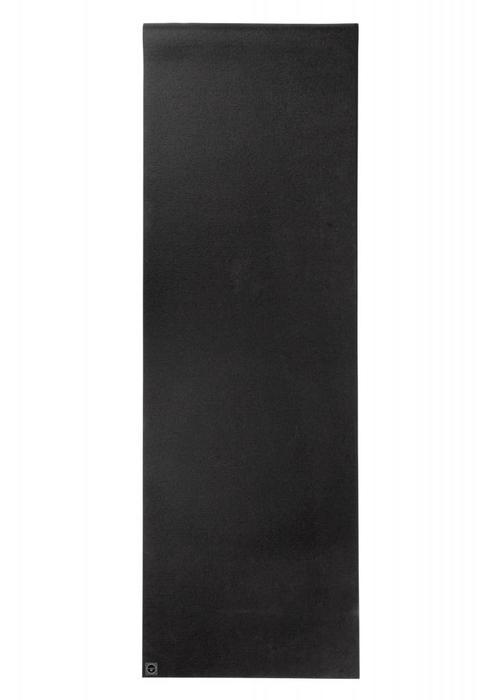 Yogisha Studio Yogamat 200cm 60cm 4.5mm - Zwart