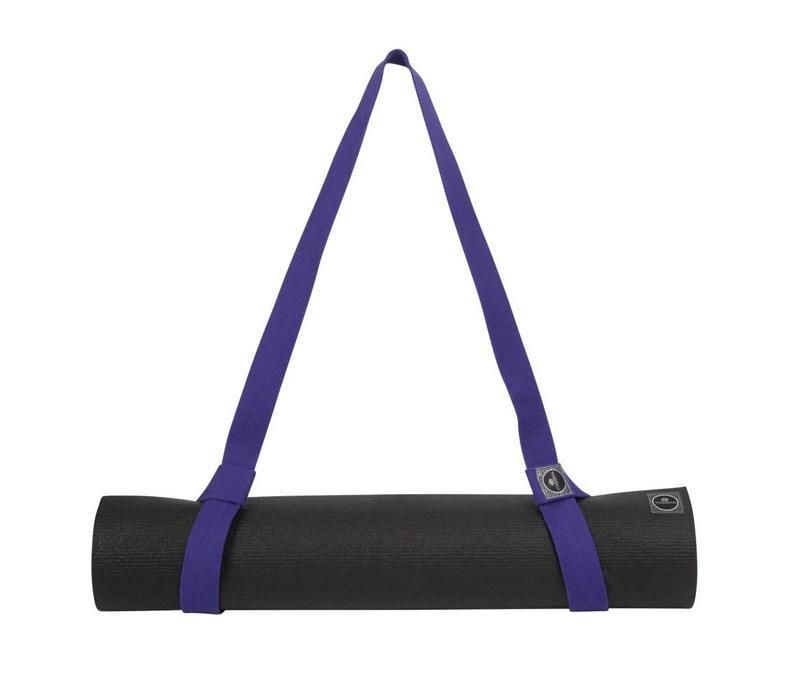 Yogisha Yoga Mat Strap - Purple